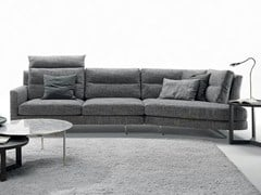 - Sectional fabric sofa TALETE | Sectional sofa - Marac