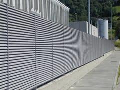 - Louver fence TALIA® VENTUS SCREEN - NUOVA DEFIM
