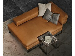 - Leather day bed TALINE | Leather day bed - ITALY DREAM DESIGN - Kallisté