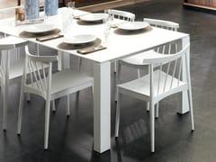 Sedia in legno impiallacciatoTAO | Sedia - GAMADECOR