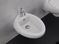 - Ceramic bidet TAO | Wall-hung bidet - Hidra Ceramica