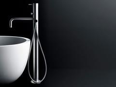 - Floor standing bathtub mixer with diverter MINIMAL | Floor standing bathtub mixer - Boffi