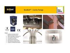 Sistema costruttivo in carpenteria metallicaTASSELLO BOXBOLT STRUTTURE TUBOLARI | Sistema costruttivo in carpenteria metallica - ART STEEL