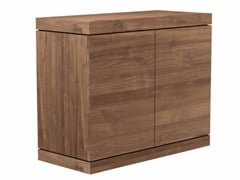 - Teak sideboard with doors TEAK BURGER | Sideboard with doors - Ethnicraft