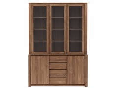 - Teak highboard TEAK LODGE | Teak highboard - Ethnicraft