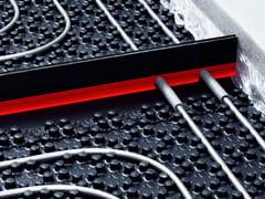 Sistema radiante a pavimentoTECEfloor - TECE ITALIA