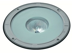 - Halogen die cast aluminium Floor Light TECH F.1077 - Francesconi & C.