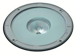 - Walkover light halogen die cast aluminium steplight TECH F.1077 - Francesconi & C.
