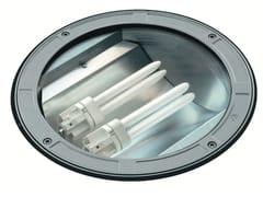 - Walkover light fluorescent die cast aluminium steplight TECH F.1083 - Francesconi & C.