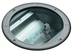 - Walkover light halogen die cast aluminium steplight TECH F.1086 - Francesconi & C.