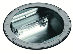 - Halogen aluminium Floor Light TECH F.1087 - Francesconi & C.