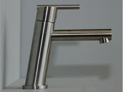 - Washbasin mixer without waste TECLA | Washbasin mixer - Signorini Rubinetterie