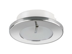 - LED recessed stainless steel spotlight TED CS 2W - IP40 - Quicklighting