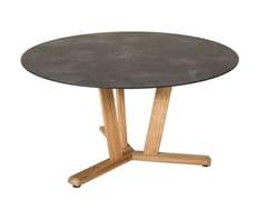 - Round HPL garden table TEKURA | Round table - Les jardins