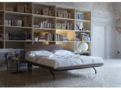 - Metal double bed TELEMARK | Double bed - iCarraro italian makers