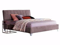 - Double bed with adjustable headrest TENDER BARRÈ | Double bed - Twils