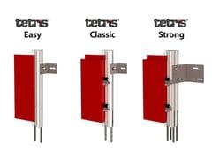 Sistema di sottostruttura in alluminio e acciaioTETRIS® - CANTORI