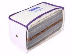 Materasso traspirante in lattice e coirTHE CASHMERE | Materasso - THE NATURAL MAT COMPANY