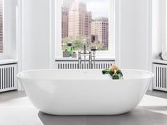 Vasca da bagno freestanding in Quaryl®THEANO | Vasca da bagno in Quaryl® - VILLEROY & BOCH