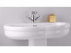 - Ceramic washbasin TIME 75 CM | Washbasin - GSG Ceramic Design