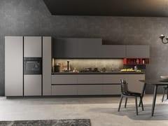 Cucina componibile con maniglie integrateTIME - ARREDO 3