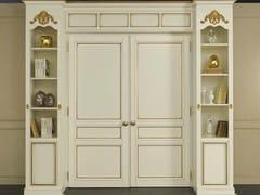 - Hinged solid wood door TINTORETTO | Door - Arvestyle