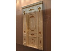 - Hinged solid wood door TINTORETTO | Hinged door - Arvestyle