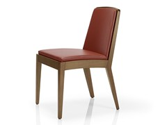- Leather restaurant chair TISHA   Chair - J. MOREIRA DA SILVA & FILHOS, SA