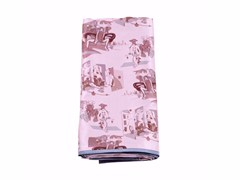 - Cotton top summer sheet TOILE DE JOIE QUEEN SET - sans tabù