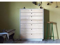 - Free standing wooden chest of drawers TOLA | Free standing chest of drawers - Miniforms