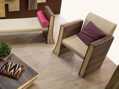 Poltroncina in legnoTOMI DE LEGN | Poltroncina - CADORIN GROUP