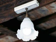 - Ceramic ceiling lamp with fixed arm STUDIO | Ceiling lamp - Aldo Bernardi