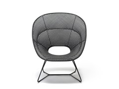 - Polyethylene garden armchair TORNAUX OUTDOOR - Feelgood Designs
