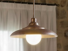 - Brass pendant lamp TOSCA | Brass pendant lamp - Aldo Bernardi