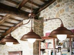 - Brass chandelier TOSCA | Brass chandelier - Aldo Bernardi