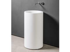 - Freestanding washbasin TOWER CUP - MAKRO