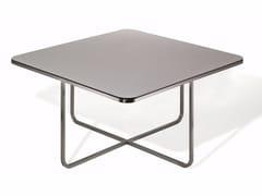Tavolo da giardino quadrato in laminatoTQ150L - CORO