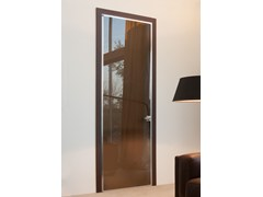 - Hinged door TRAIT | Hinged door - ALBED by Delmonte
