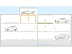 Sistema di parcheggio automaticoTRASLO PARK P - PARKPIÙ