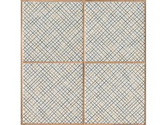 - Porcelain stoneware wall/floor tiles TRATTI CROISÉE - MUTINA