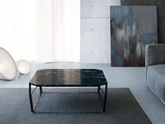 - Low coffee table TRAY 2 | Marble coffee table - MEME DESIGN