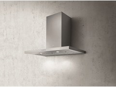 - Wall-mounted stainless steel cooker hood TRENDY - Elica