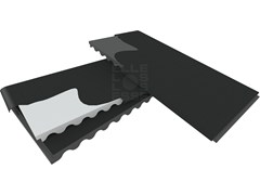 - Thermal insulation panel TREVEN PAN ONDULATO - ELLE ESSE
