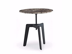 - Round coffee table for living room TRIBECA | Round coffee table - Poliform