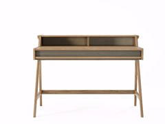 - Oak secretary desk TRIBUTE TB01-O - KARPENTER