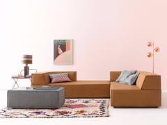 - Sectional leather sofa TRIO | Leather sofa - COR Sitzmöbel Helmut Lübke