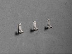 - Stainless steel towel hook TWENTY   Towel hook - MAKRO
