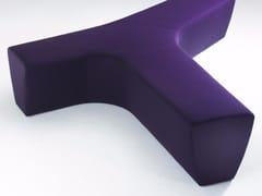 - Modular fabric bench TWIG | Fabric bench - Derlot Editions