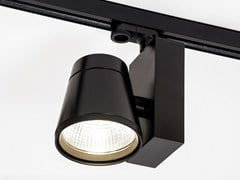 Illuminazione a binario a LED in alluminioTWIXI - DARK AT NIGHT