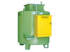Vasca, cisterna e serbatoio per opera idraulica TANK FUEL VERTICALE DOPPIA PARETE -